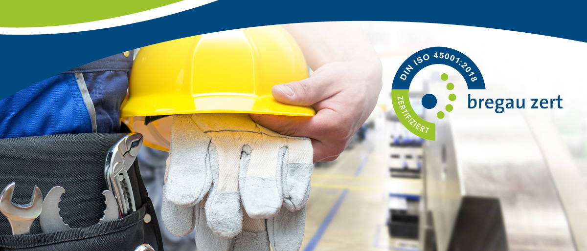 Permalink auf:ISO 45001 Zertifizierung Arbeitsschutzmanagement