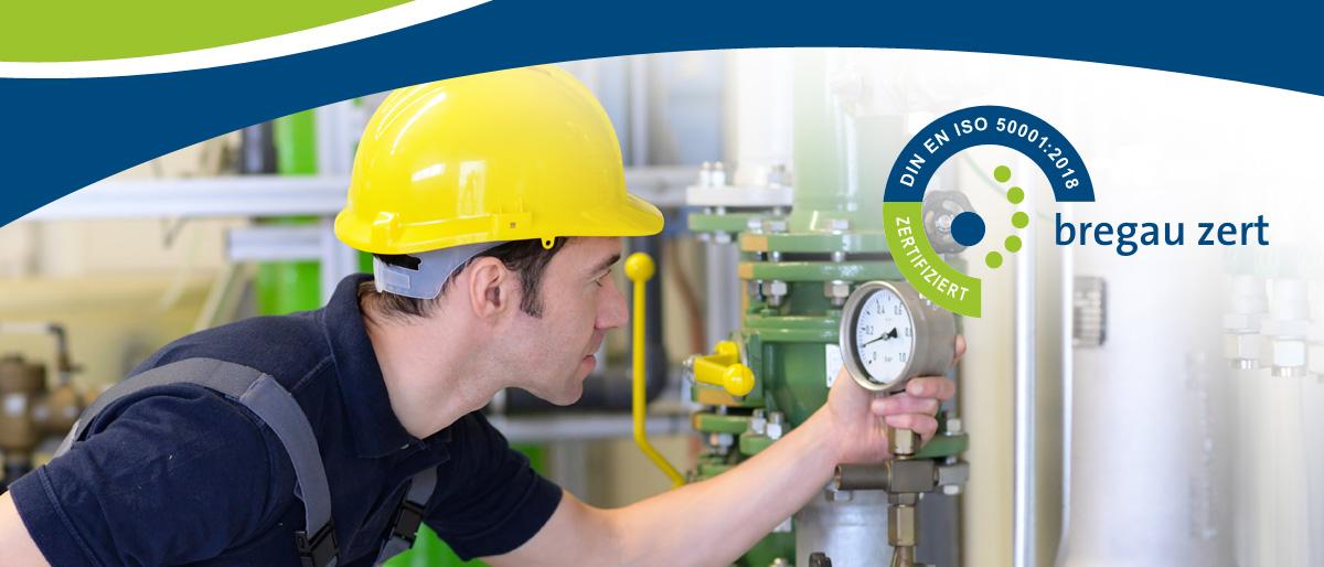 Permalink auf:ISO 50001 Zertifizierung Energiemanagement
